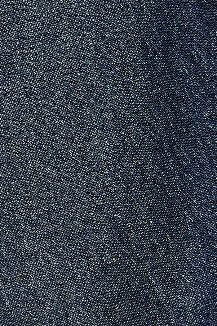 Pants denim, BLUE DARK WASHED, detail image number 4