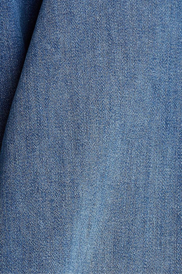 Pants denim, BLUE MEDIUM WASHED, detail image number 1