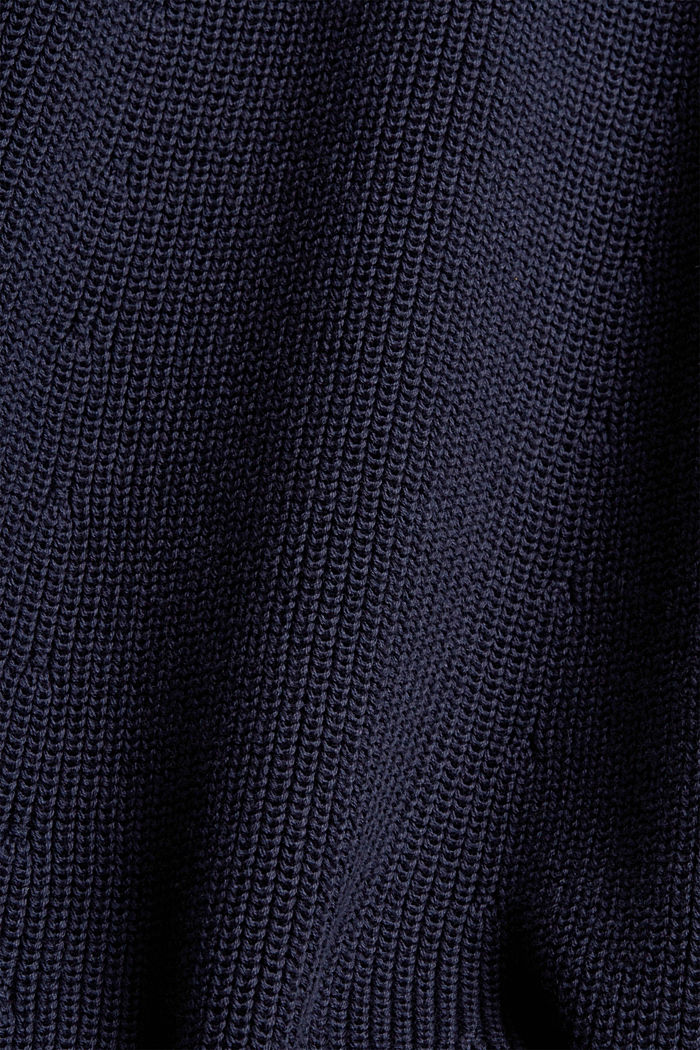 Dresses flat knitted, NAVY, detail image number 4