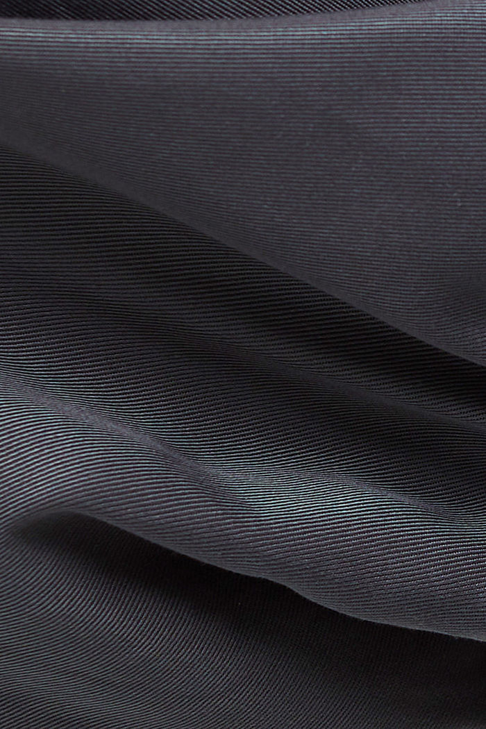 Blouses woven, ANTHRACITE, detail image number 4