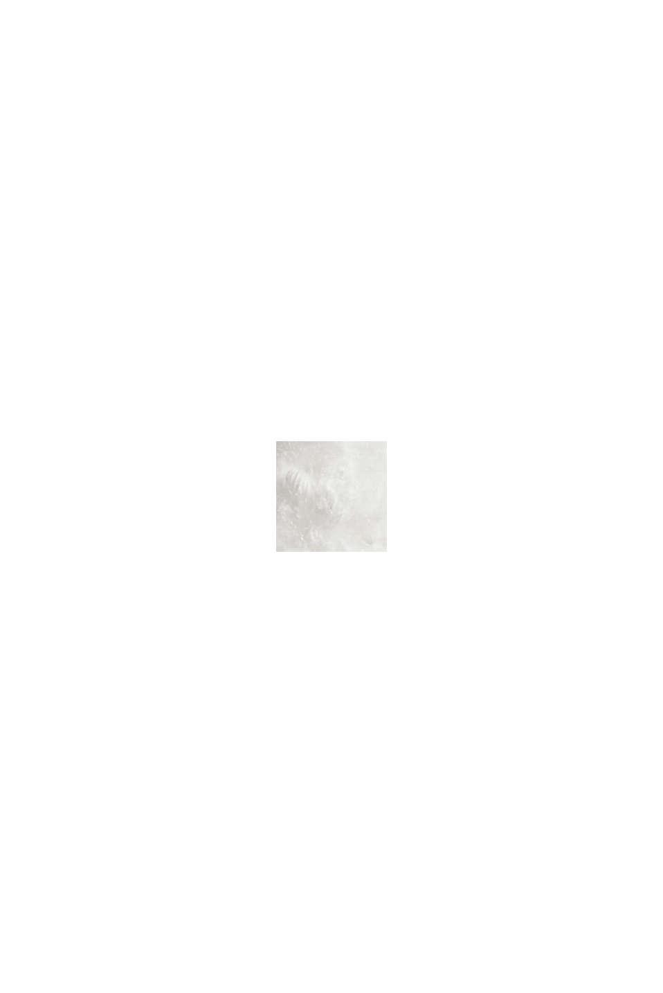 Rippstrick-Pullover aus Bio-Baumwoll-Mix, OFF WHITE, swatch
