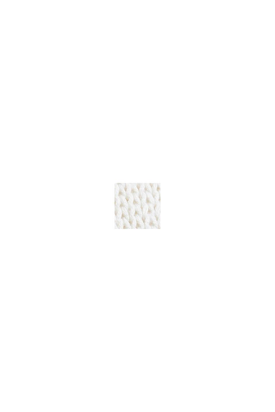 Norweger-Pullover aus Bio-Baumwolle, OFF WHITE, swatch