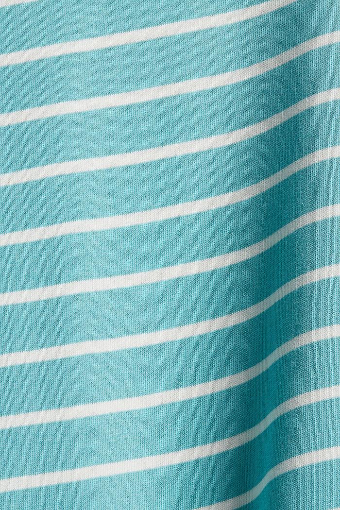 Sweatshirts, TURQUOISE, detail image number 4