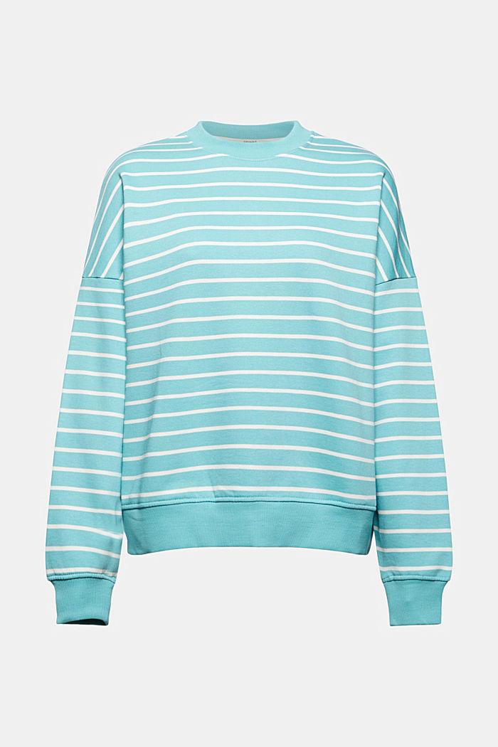 Sweatshirts, TURQUOISE, detail image number 6