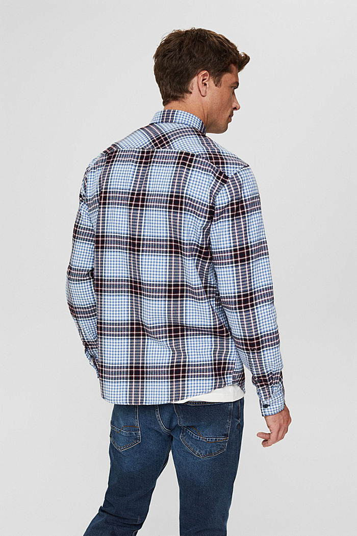 Shirts woven Regular Fit, NAVY, detail image number 3