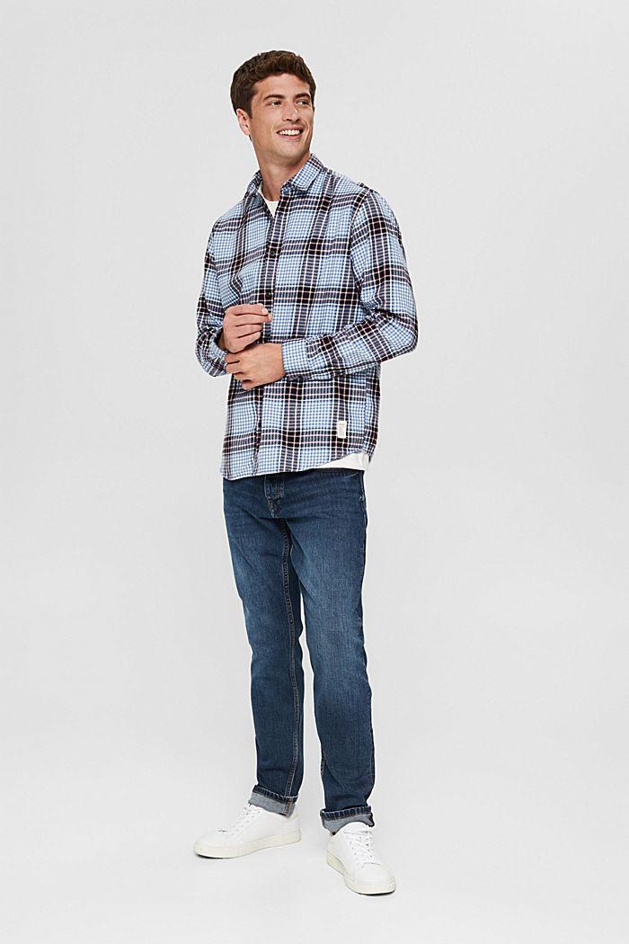 Shirts woven Regular Fit, NAVY, detail image number 6