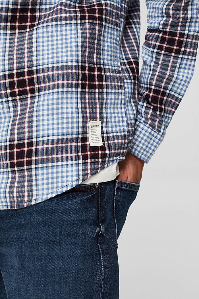 Shirts woven Regular Fit, NAVY, detail image number 5