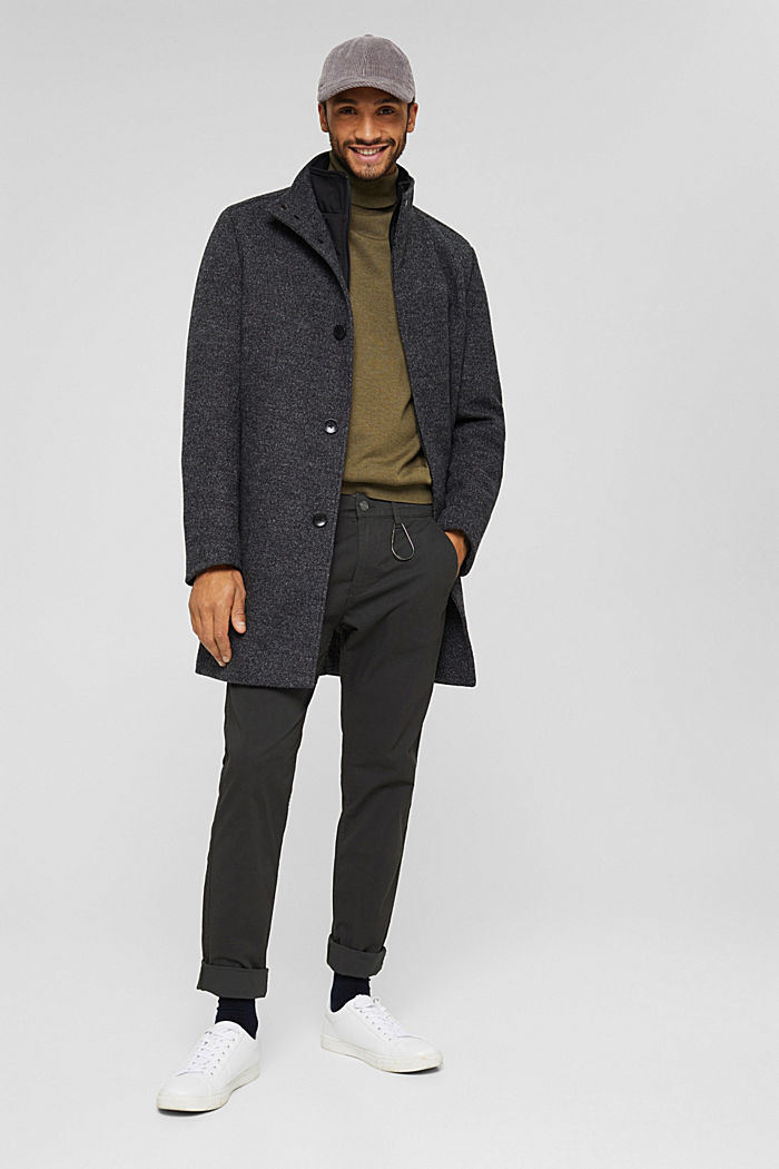 Coats knitted