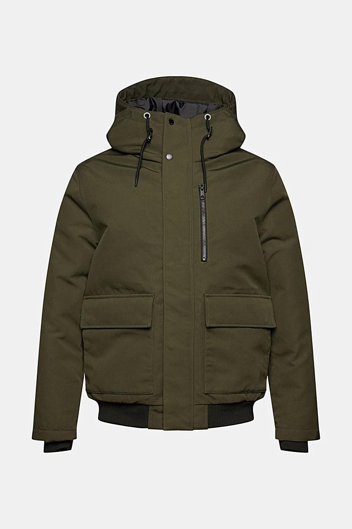 In materiale riciclato: giacca con 3M™ Thinsulate™