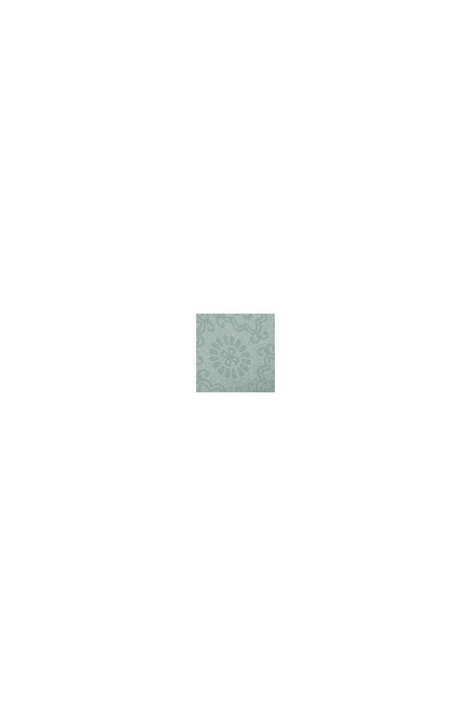 En matière recyclée: le soutien-gorge rembourré à armatures et imprimé, LEAF GREEN, swatch