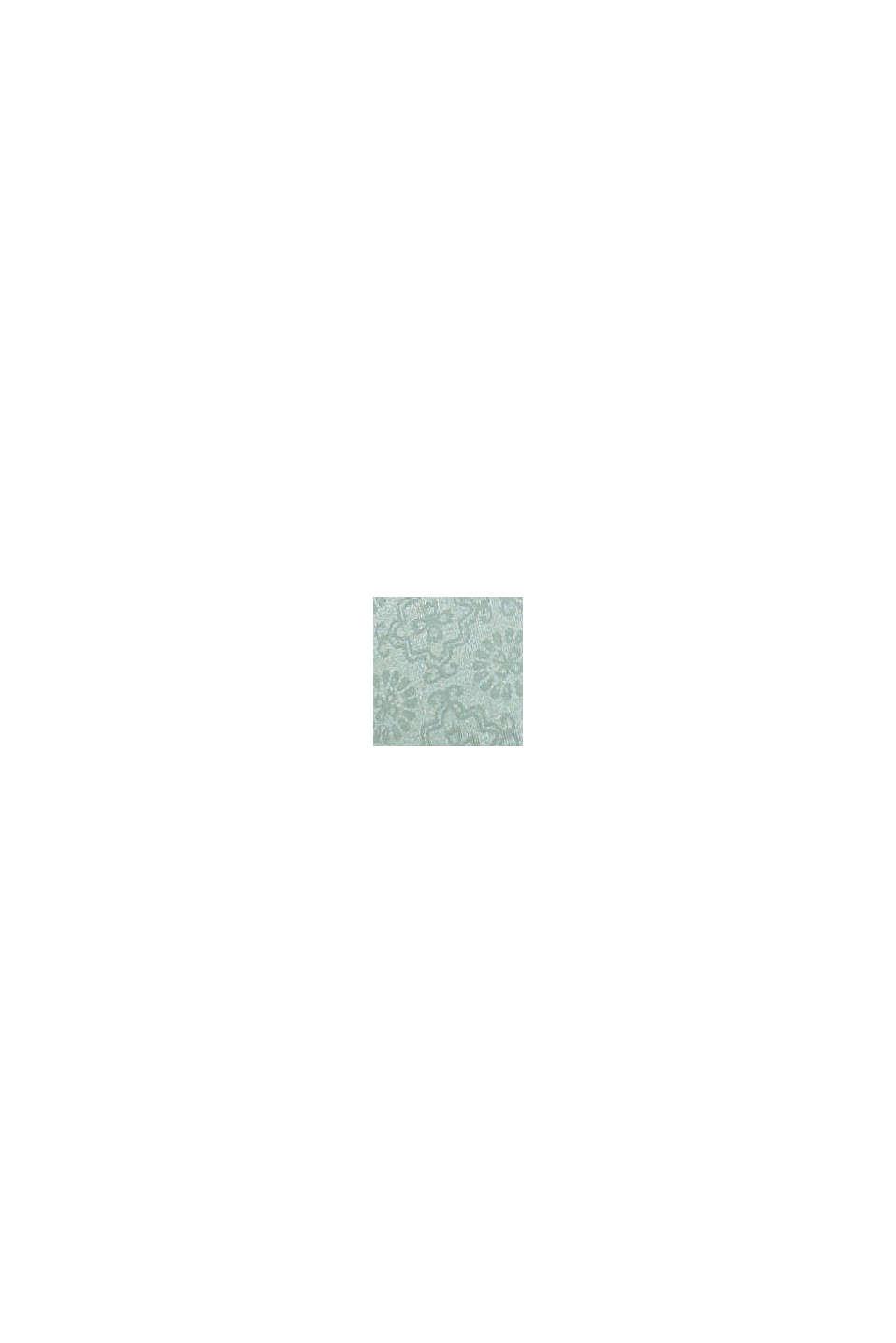 En matière recyclée: le soutien-gorge rembourré à imprimé, LEAF GREEN, swatch