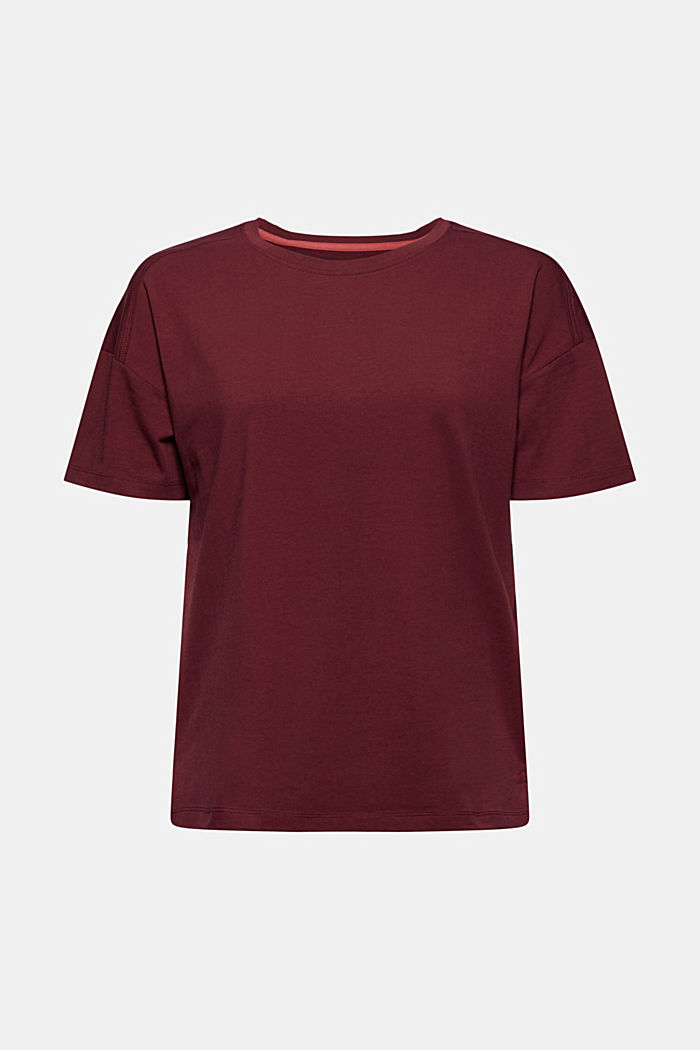 T-shirt van biologisch katoen