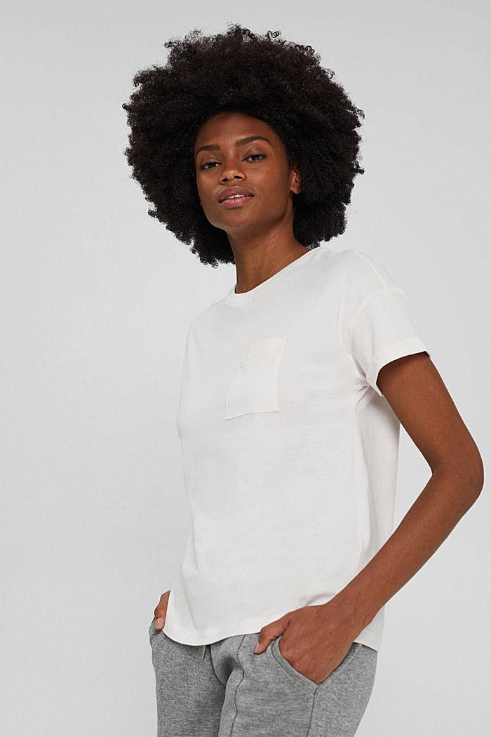 T-Shirts, PASTEL PINK, detail image number 0