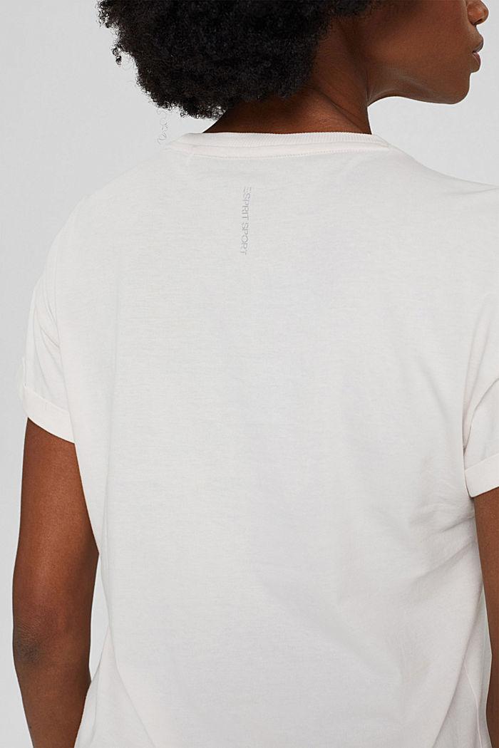 T-Shirts, PASTEL PINK, detail image number 5