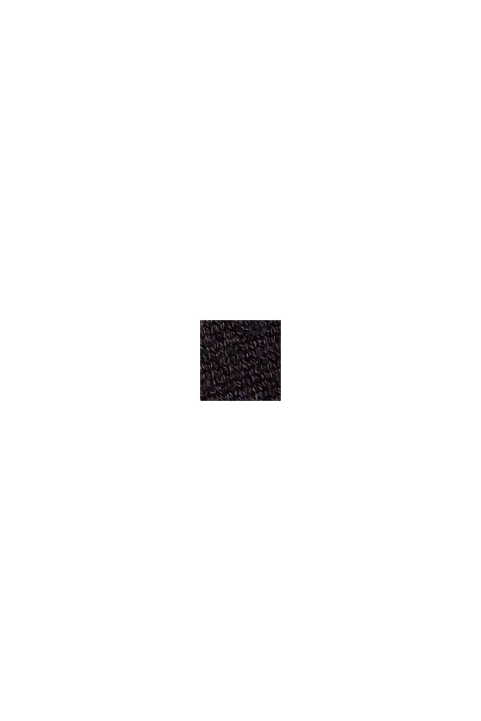 Strickhose mit LENZING™ ECOVERO™, BLACK, swatch
