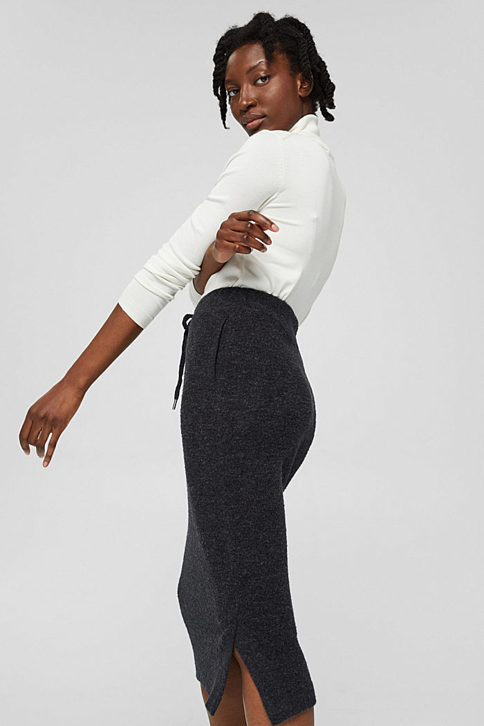 Skirts knitted