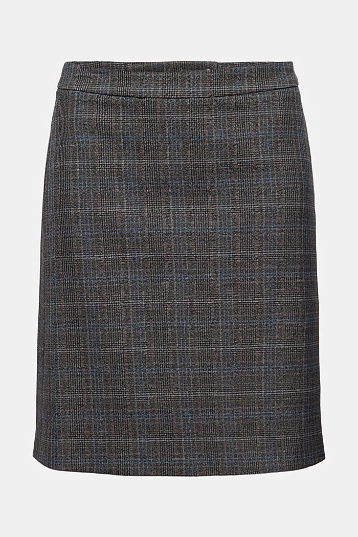 Skirts woven, ANTHRACITE, detail image number 6