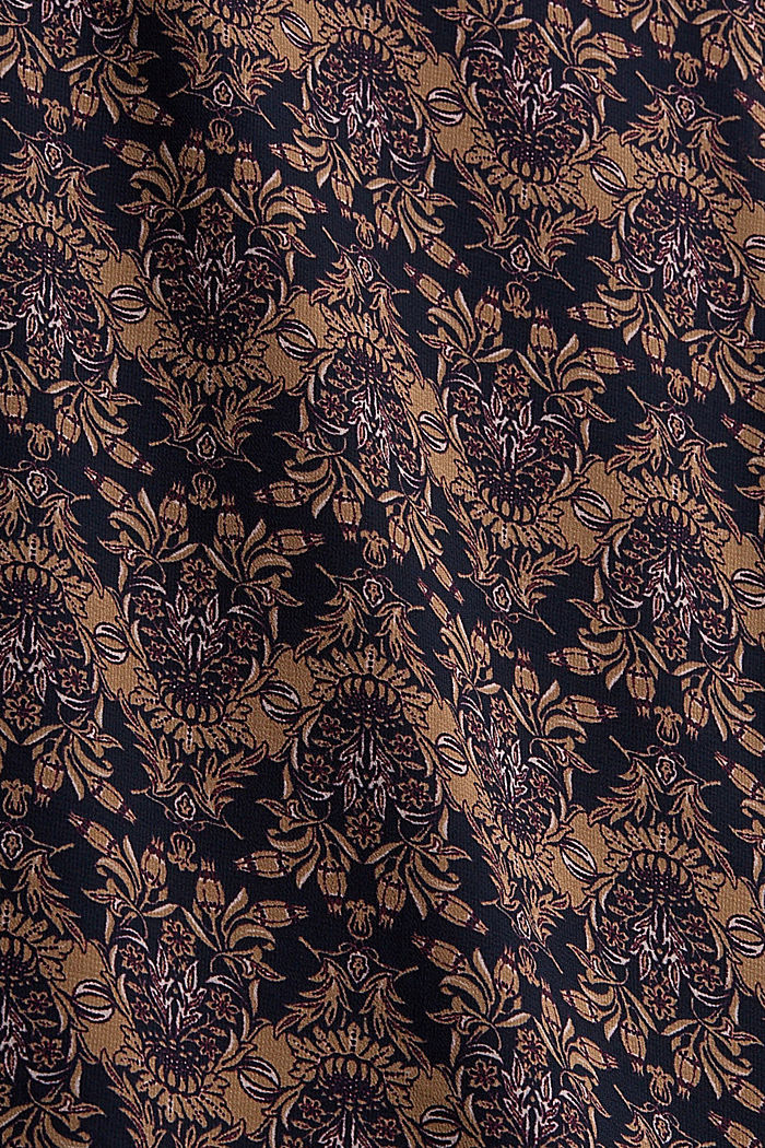 Dresses light woven, KHAKI BEIGE, detail image number 4