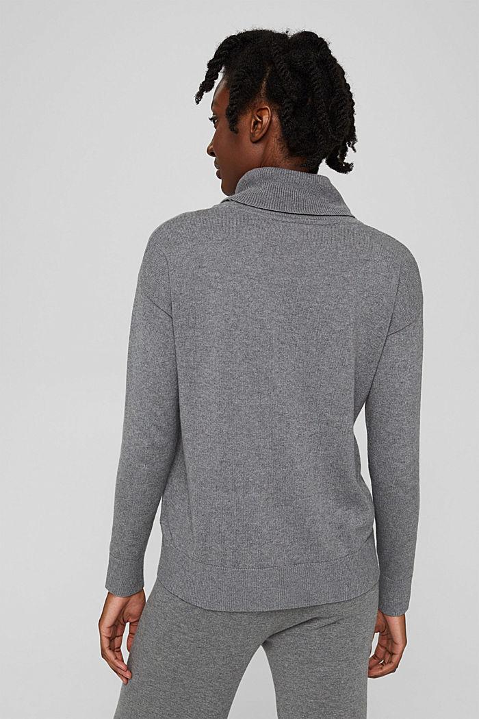 Sweaters, MEDIUM GREY, detail image number 3