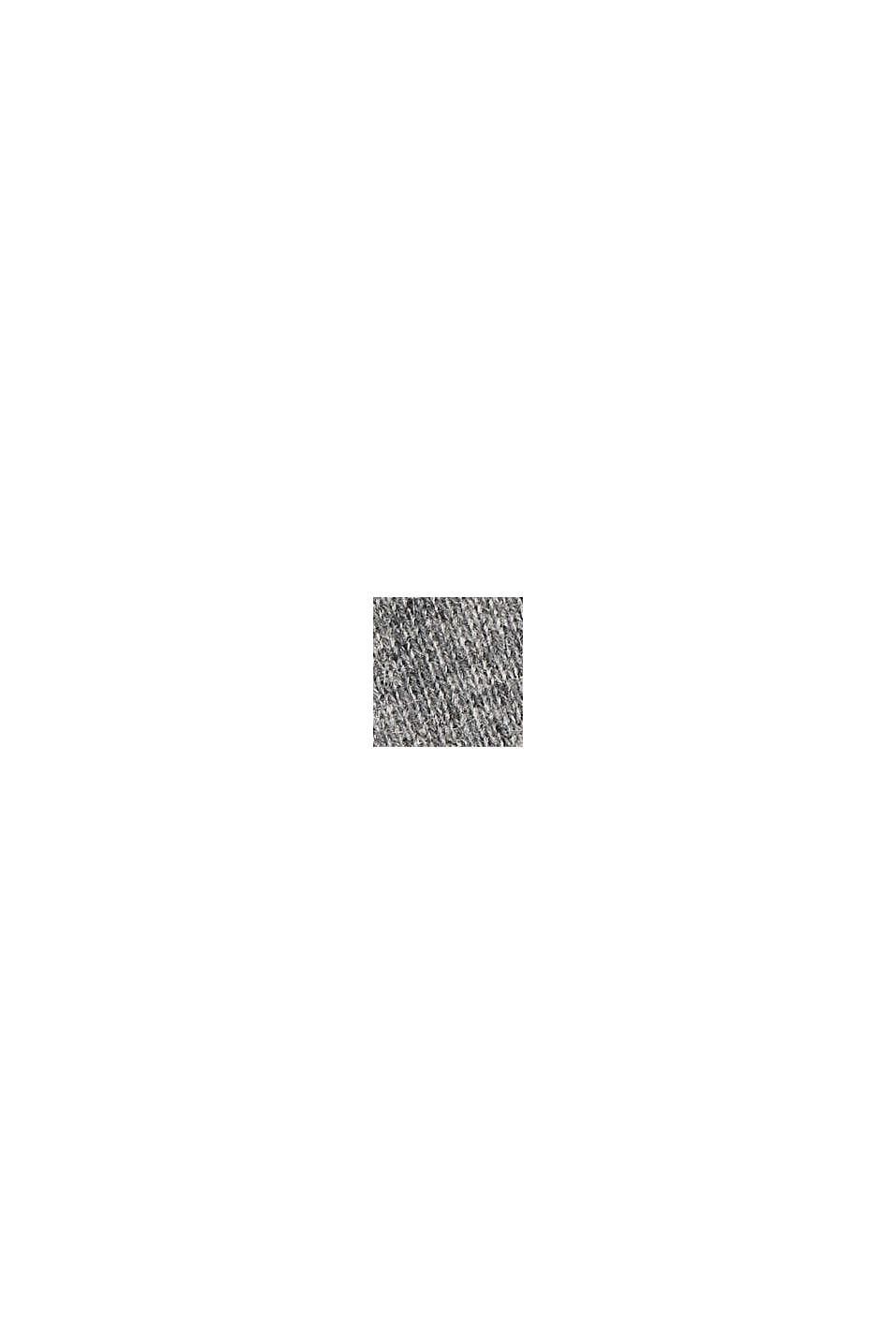 Pants knitted, MEDIUM GREY, swatch