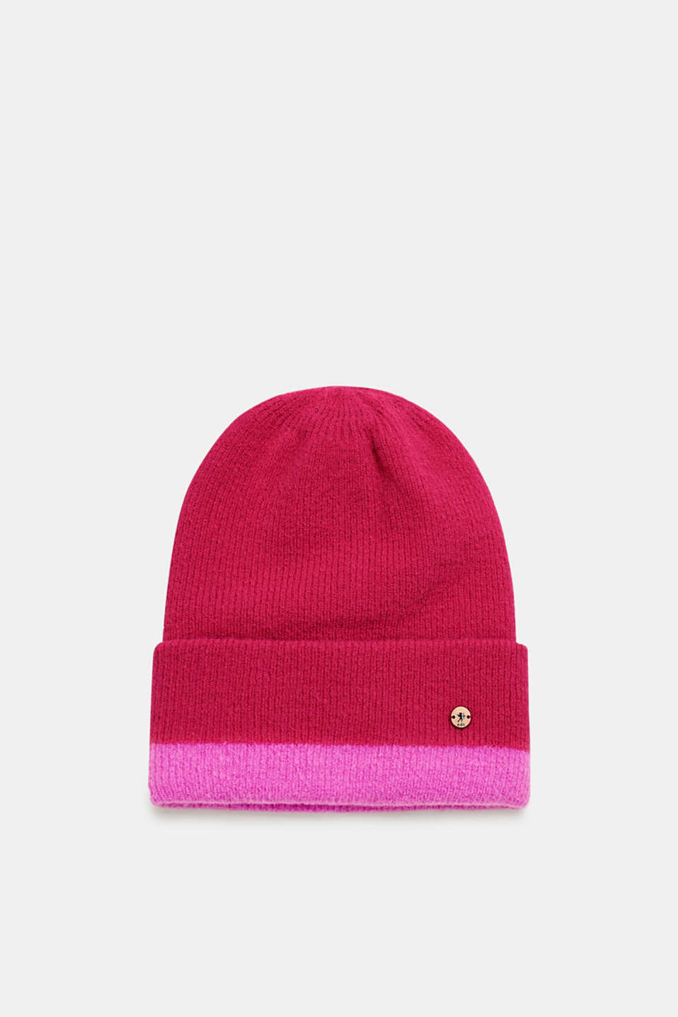 edc - Hat with colour blocking