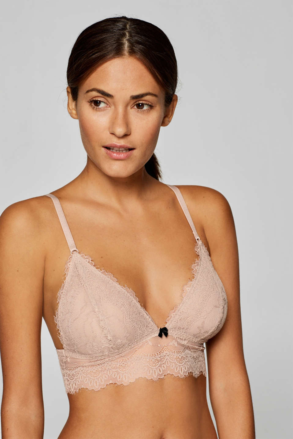 edc - Lightweight soft lace bra