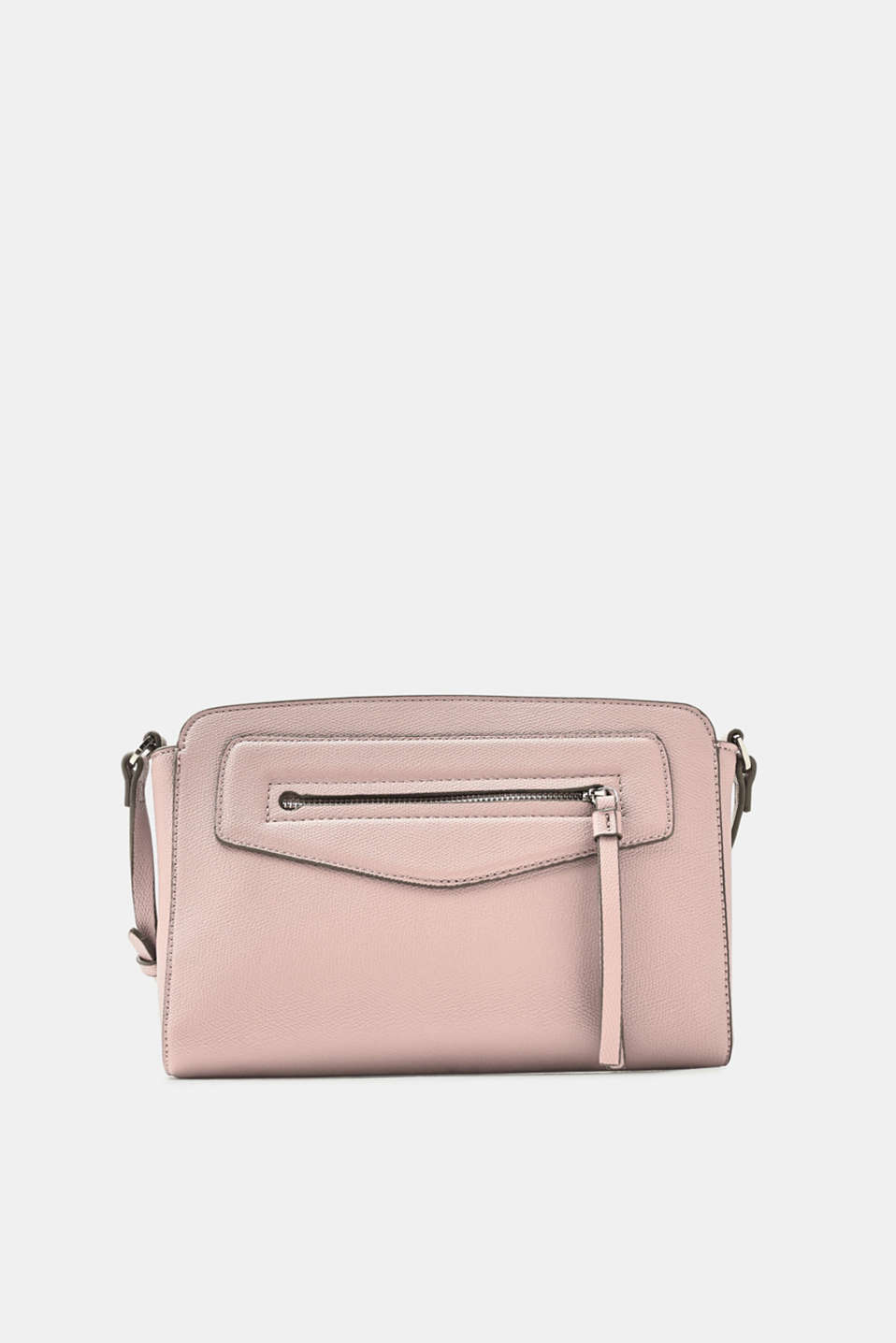 Esprit - Shoulder bag with a zip detail