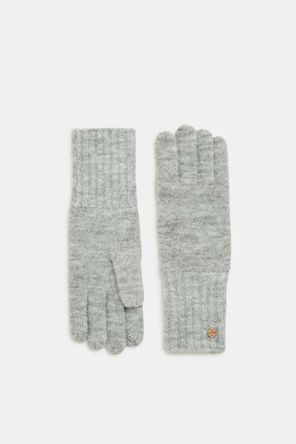 Esprit - Knitted touchscreen gloves