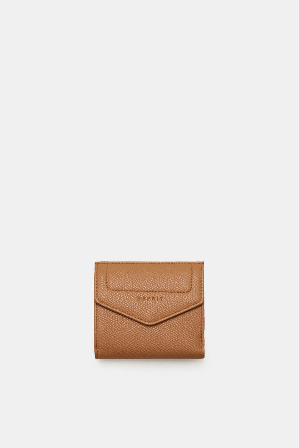 Esprit - Small faux leather wallet