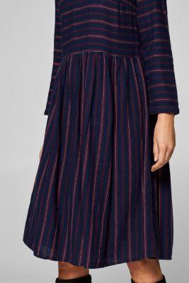 218df2e83cf Esprit – Midi šaty z flanelu