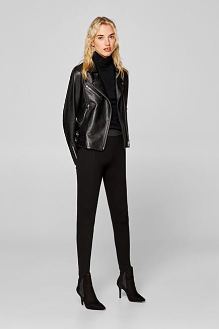Esprit  Vestes en cuir femme à acheter sur la Boutique en ligne 3d6ec488461e
