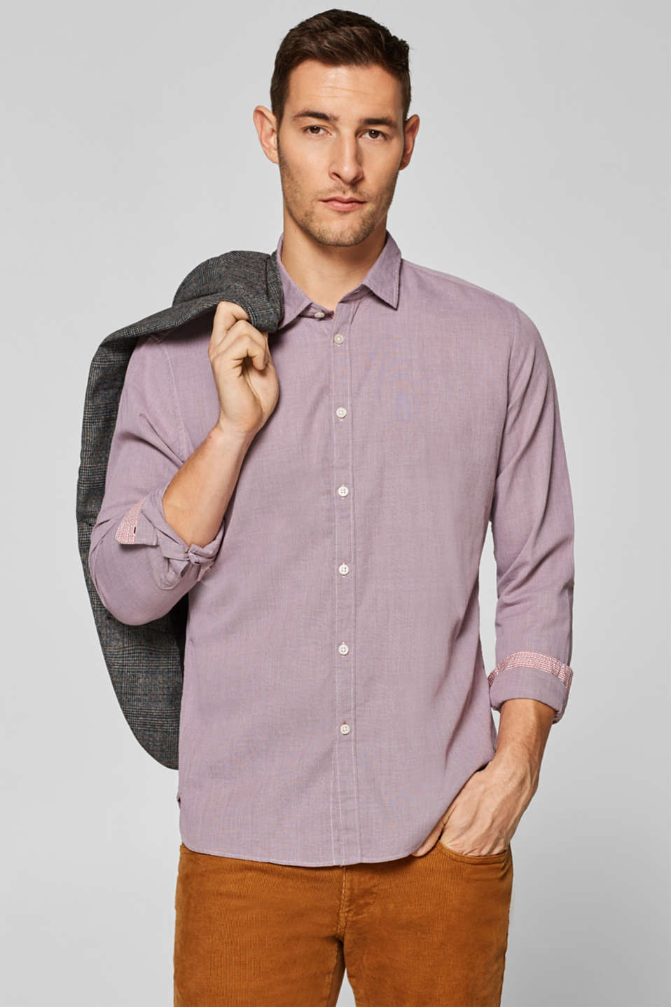 Esprit - 100% cotton shirt