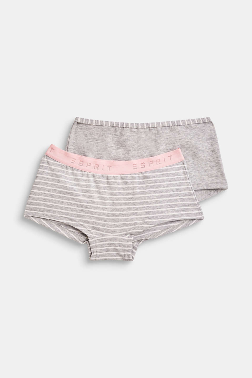 Esprit - Double pack of hot pants