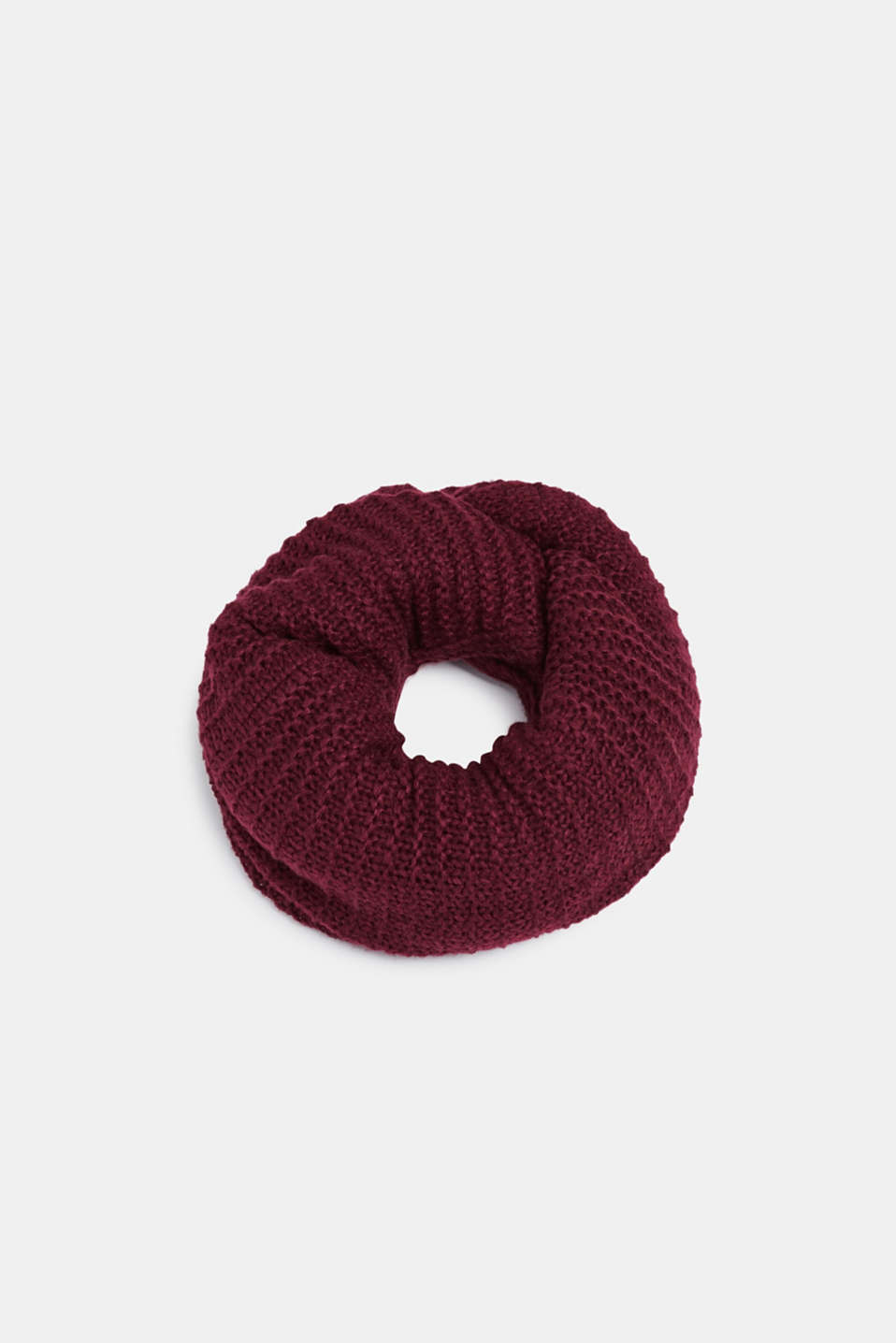 edc - Snood scarf made of a chunky knit