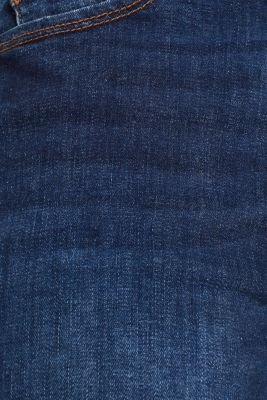 Shaping jeans, recycled, BLUE DARK WASH, detail