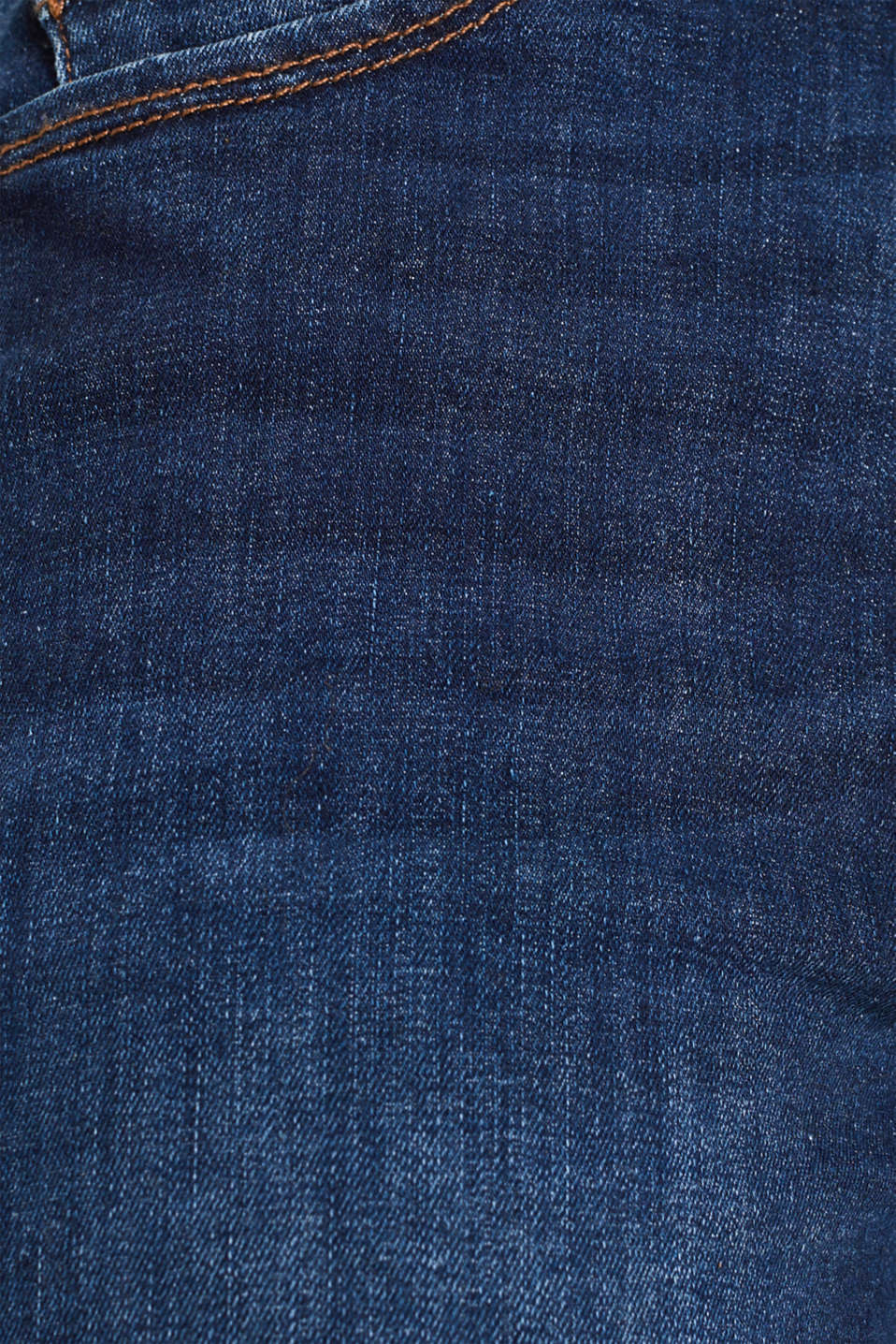 Shaping jeans, recycled, BLUE DARK WASH, detail image number 4