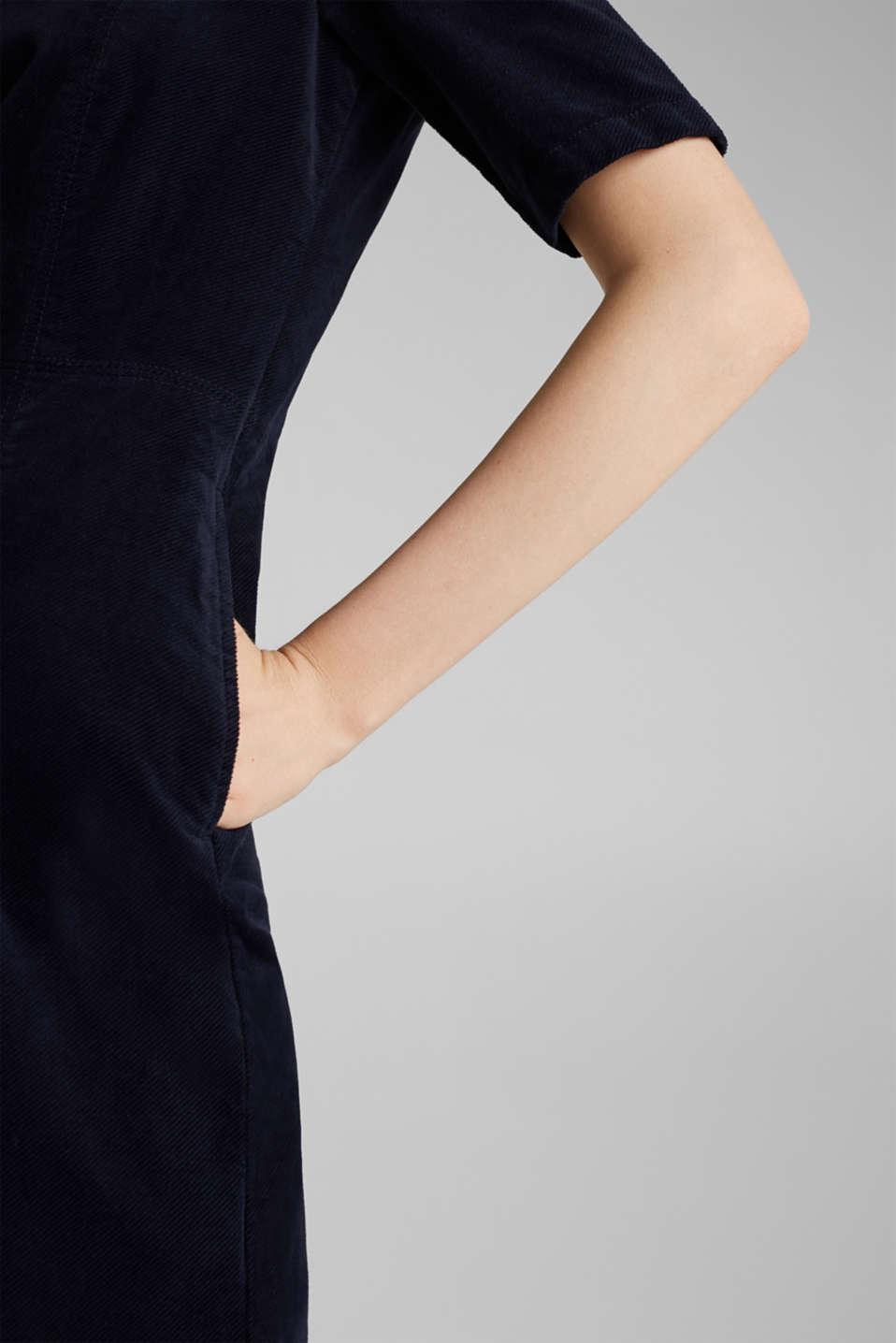 Dresses woven, NAVY, detail image number 6