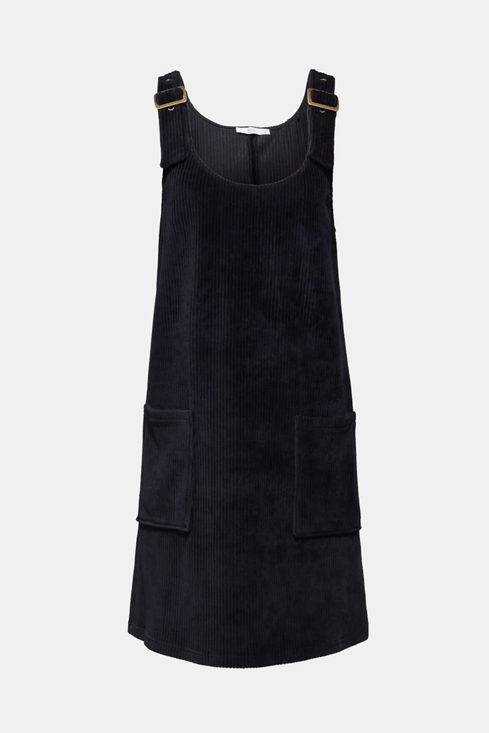 Dresses woven, BLACK, detail image number 7