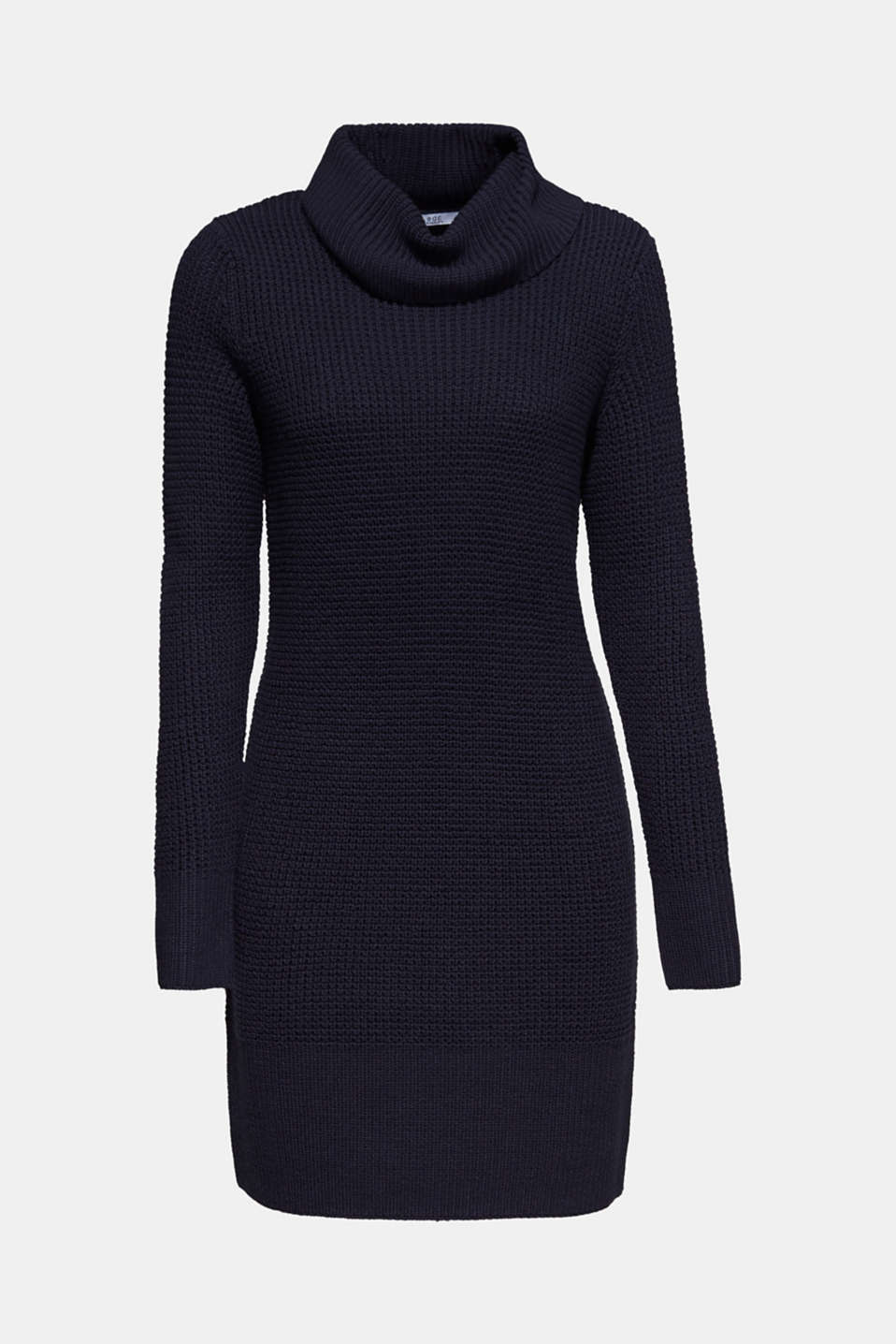 Dresses flat knitted, NAVY, detail image number 8