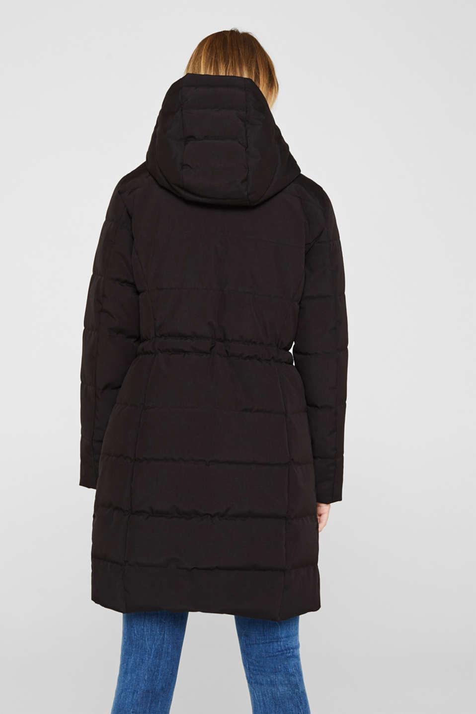 Coats woven, BLACK, detail image number 3