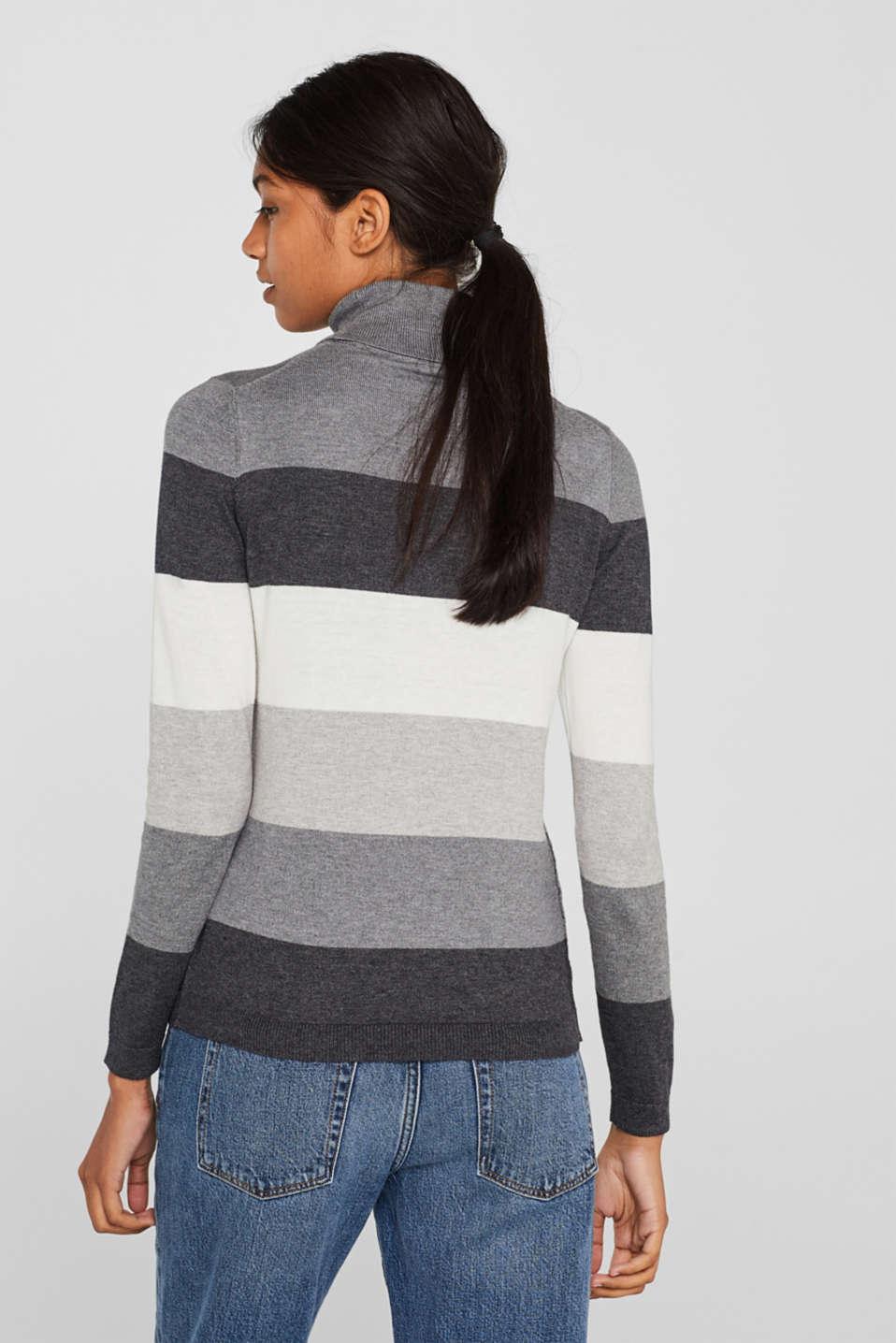 Sweaters, DARK GREY 4, detail image number 3