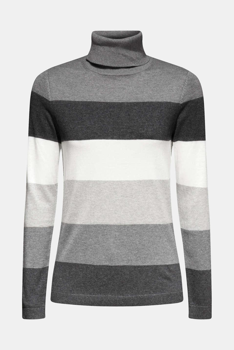 Sweaters, DARK GREY 4, detail image number 7