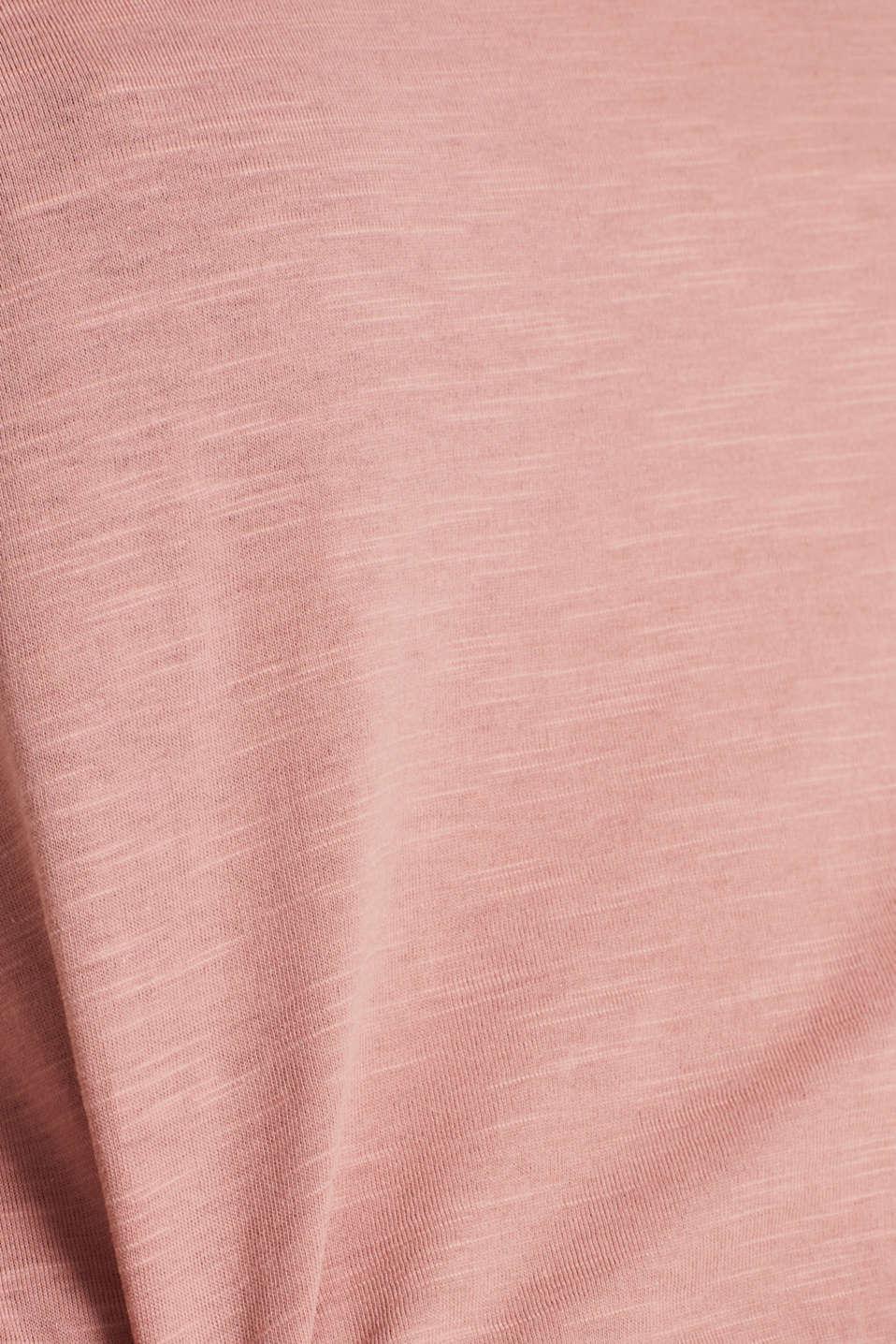 T-Shirts, OLD PINK 3, detail image number 4