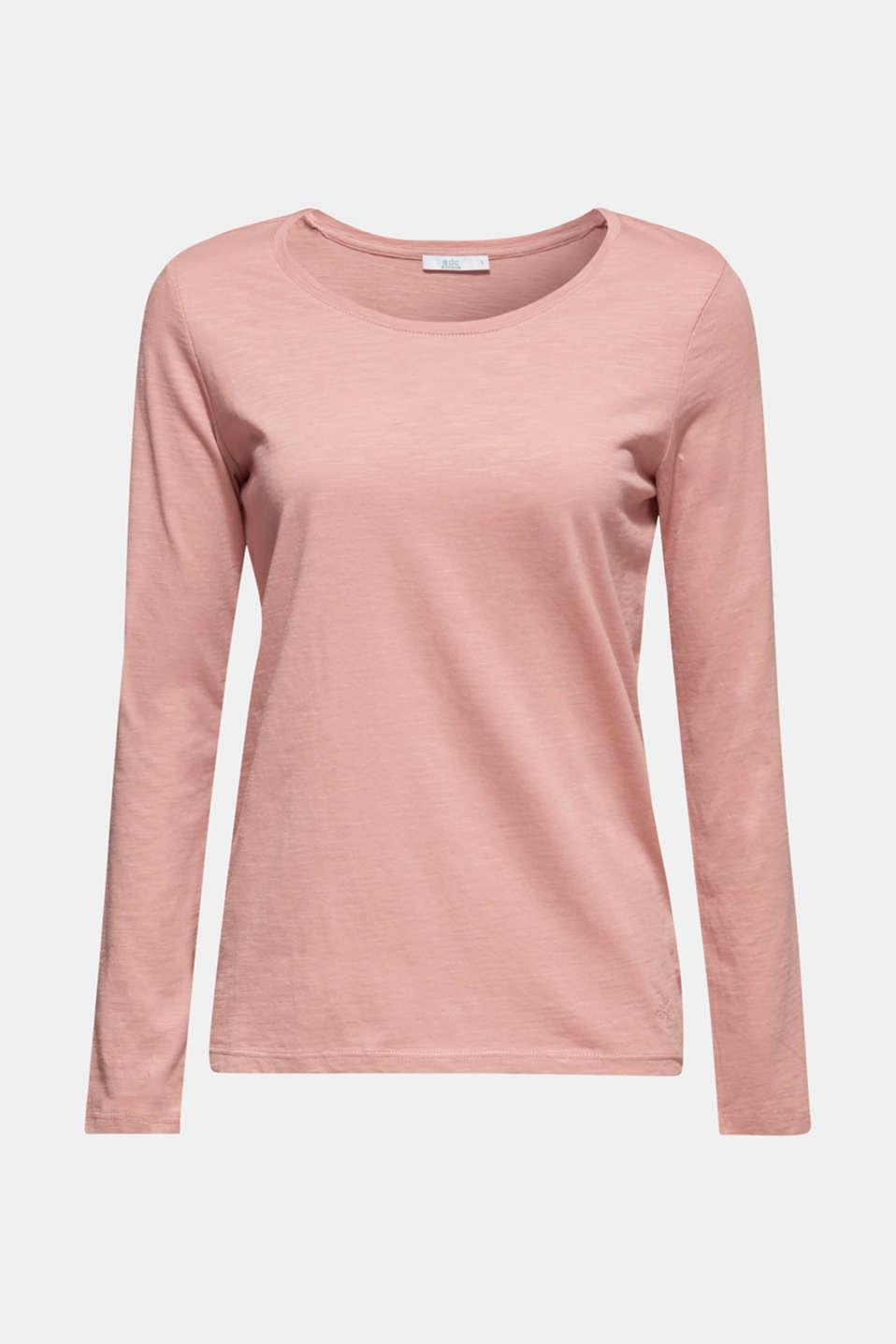 T-Shirts, OLD PINK 3, detail image number 6