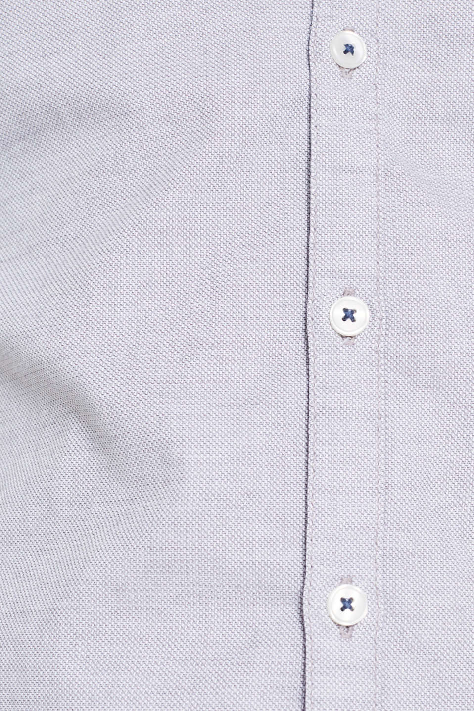 Shirts woven Slim fit, GREY, detail image number 4