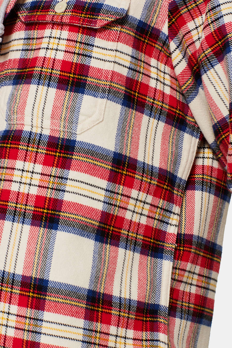 Shirts woven Regular fit, BORDEAUX RED 2, detail image number 4