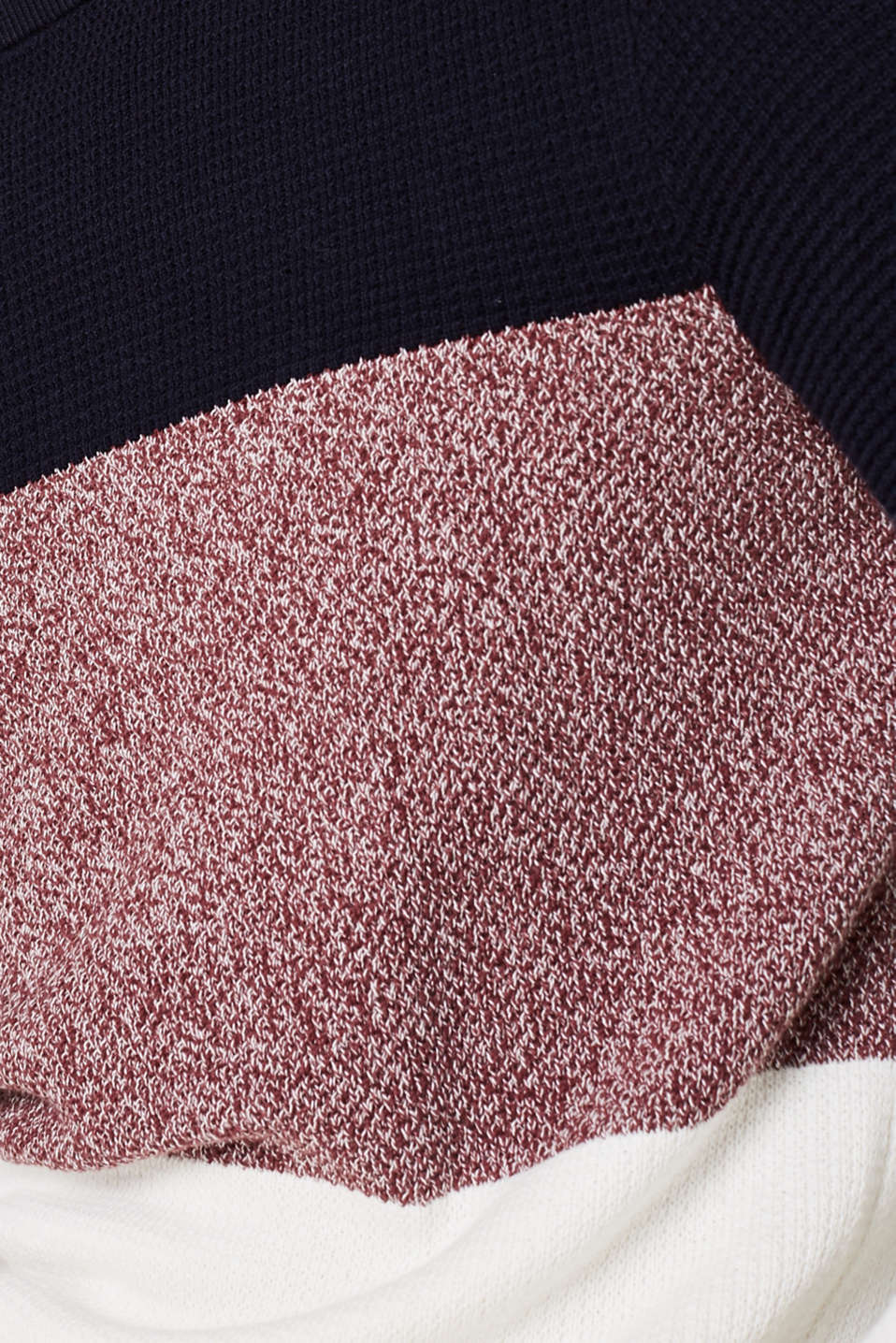 Sweaters, BORDEAUX RED 2, detail image number 4