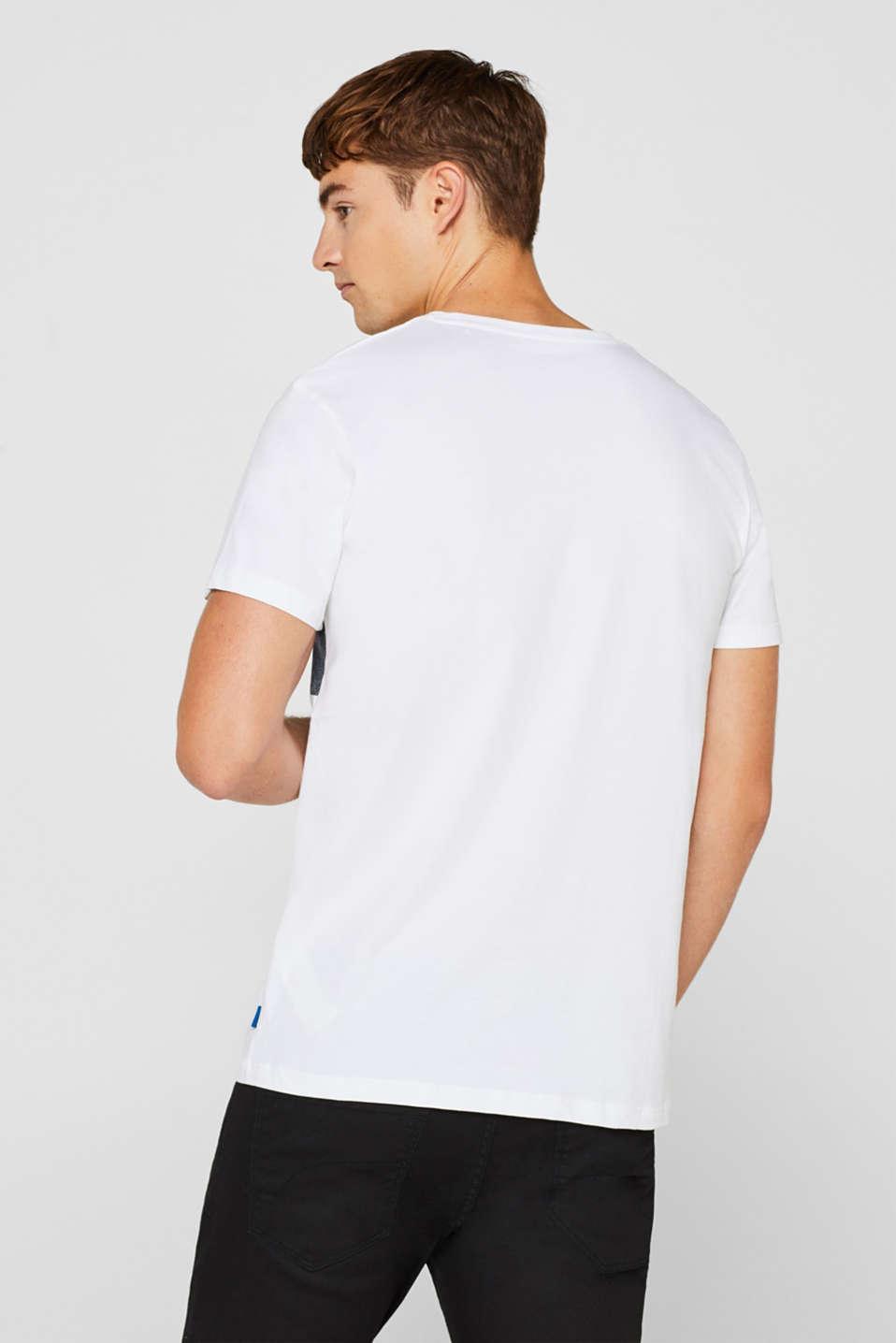 T-Shirts, WHITE, detail image number 3
