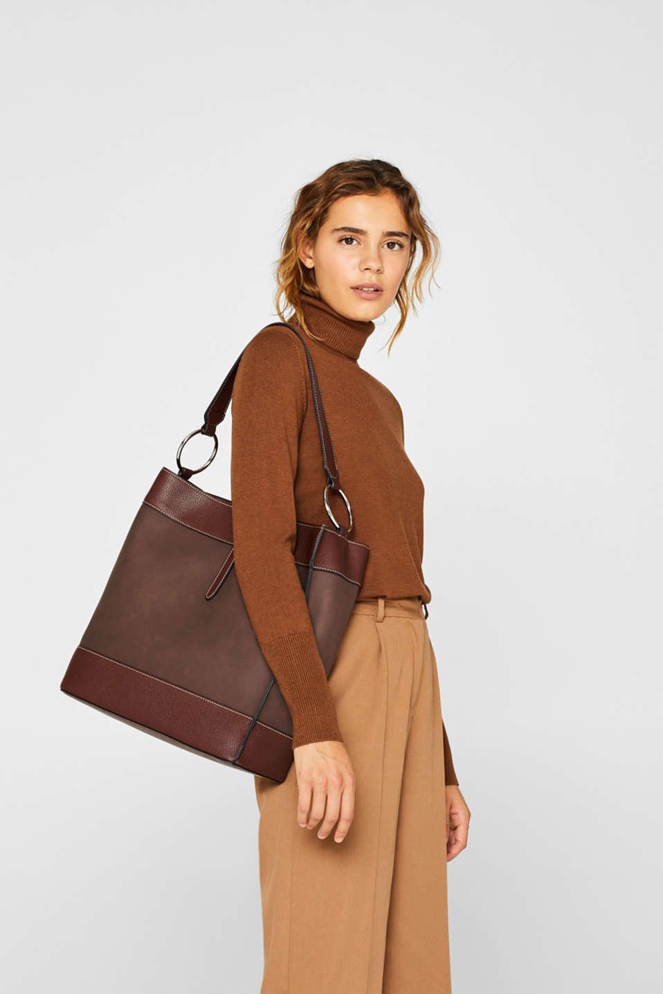 Bags, BROWN, detail image number 1