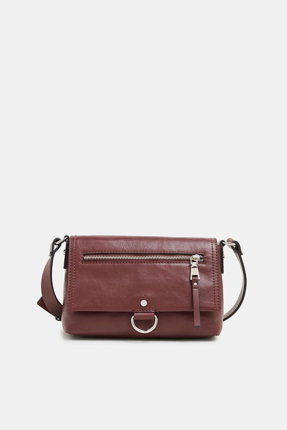 Bags leather, BORDEAUX RED, detail image number 0
